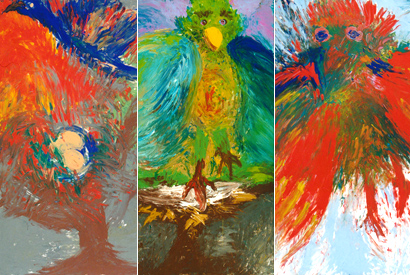 Begleitetes Malen, Bild 2
